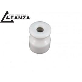 Изолятор фарфоровый, цвет bianco (белый)