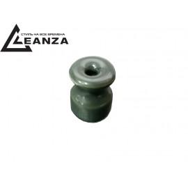 Изолятор фарфоровый, цвет grigio (серый)