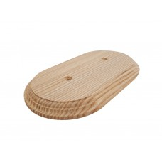 Рамка деревянная фигурная двухпостовая (110х190mm)