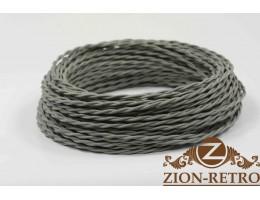 Провод витой серый 3х2,5